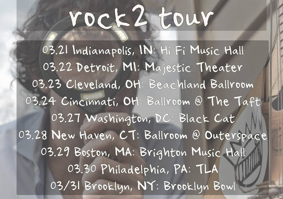 On Tour with The Dean Ween Group