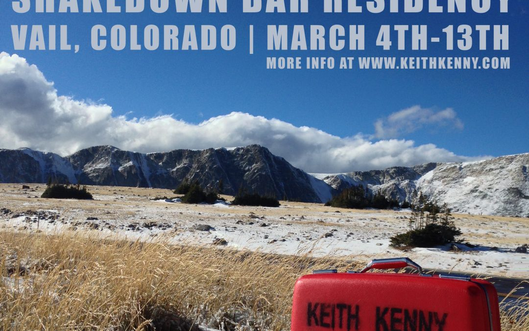 Two Weeks of Shows in Colorado