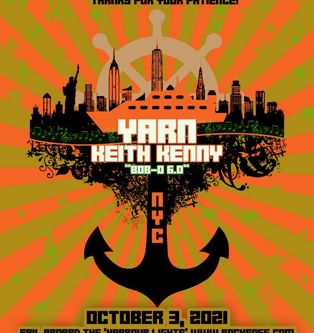 NYC Concert Cruise with YARN